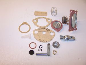 Fuel pump rebuild kit. VW Beetle or Type 2 8/1965 to 1979
